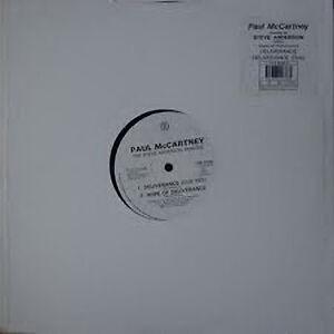 Paul-McCartney-Deliverance-NEW-MINT-Rare-UK-promo-12-inch-vinyl-single