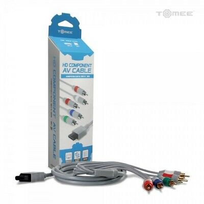 Nintendo Wii U/ Wii Component-AV Cable, used for sale  Shipping to India
