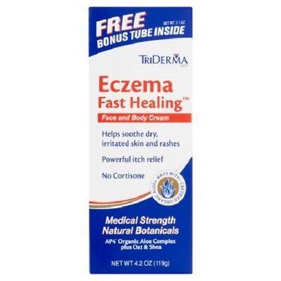 Triderma Eczema Fast Healing Cream