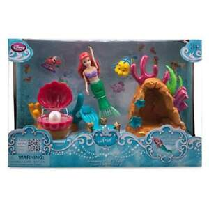 Disney The Little Mermaid Princess Ariel Swimming Play Set Toy Figure Bath Doll