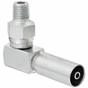 NEW-PIX-Hydraulic-Crimp-Fitting-04U-M04-HY0404SP90