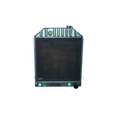 D3nn8005b Radiator For Ford New Holland 7000 7100 7200 Tractors
