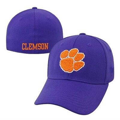 Clemson Tigers Memorial - Clemson Tigers NCAA TOW Premium Collection Memory Fit Hat