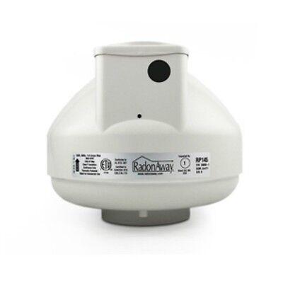 New Radonaway Model Rp140 4 Radon Mitigation Fanpump 23029-1