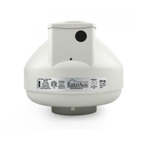 NEW RadonAway Model RP145 4