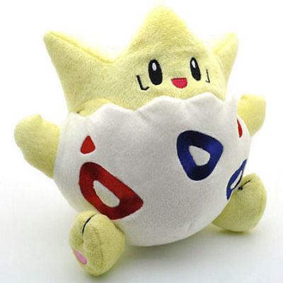 NEW Pocket Monster Togepi Pokemon Rare Soft Plush Toy Doll Gift 20CM