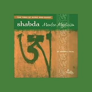 SHABDA-Mantra-Mysticism-Russil-Paul-CD-NEW