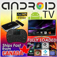 Together At Last! The Full Bundle:Android TV & Wireless Keyboard