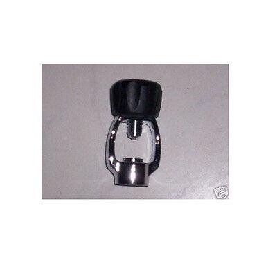 Bügeladapter für DIN-Atemregler auf INT-Flaschen