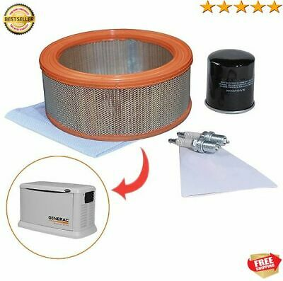 08-12 Generac Generator Service Kit 20kw 0058751 0058750 0057440 0058961 0055060