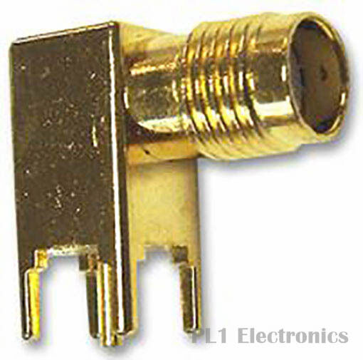 TE CONNECTIVITY / AMP    5-1814400-1    RF / Coaxial Connector, SMA Coaxial, Rig