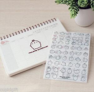 Molang-Scheduler-Ver-1-Monthly-Weekly-Memo-Note-Planner-Journal-Decor-Sticker
