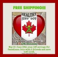 Get summer time ready with Isagenix! Promo & free shipping