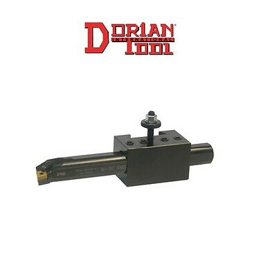 Dorian Quick Change Heavy Duty Boring Bar Tool Post Holder Axa-4 New