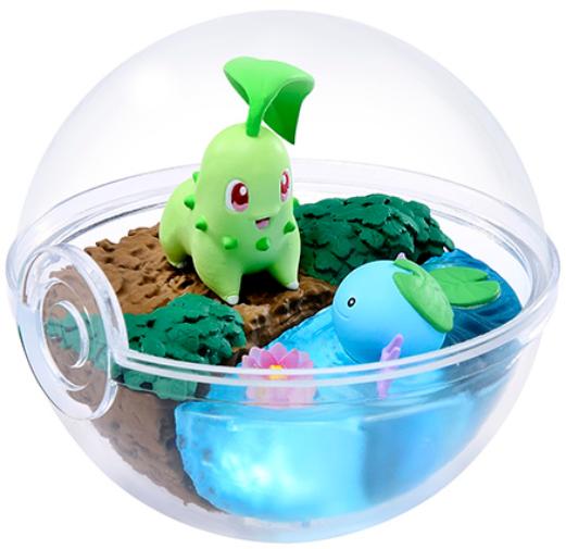 Pokemon Terrarium Collection 4 Totodile from Japan import Re-Ment SALE