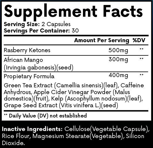 Keto Apple Cider Vinegar Diet Pills,Weight Loss,Fat Burner - 60 Capsules  4