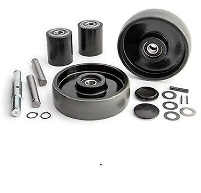 Global 334475 Pallet Jack Complete Wheel Kit