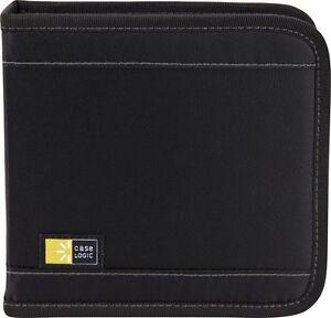 Case Logic CDW16 CD DVD wallet Caselogic CDW-16 NEW Carry Case BRAND NEW