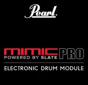 PEARL MIMIC PRO DEMO WITH BRAD PARK AT LONG AND MCQUADE!