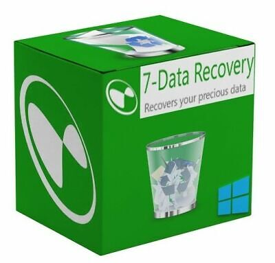 7-Data Recovery Suite for 1 year Serial Number Code
