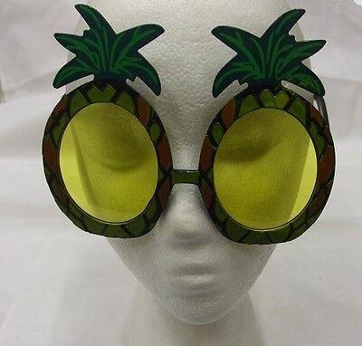 Hawaii Kostüm Luau Party Ananas Holiday Brille Sonnenbrille - Holiday Party Kostüm