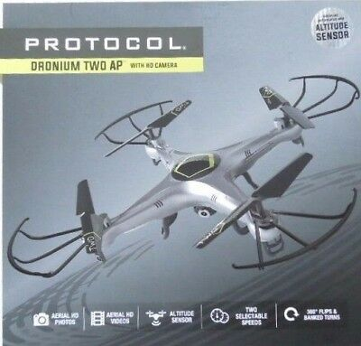 Manners - Dronium Two AP Drone with Remote Controller
