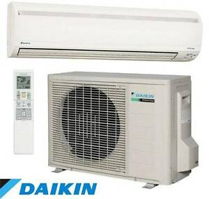 Daikin Split system 3.5kw Heater & air conditioning NOT NEEDED Rowville Knox Area Preview