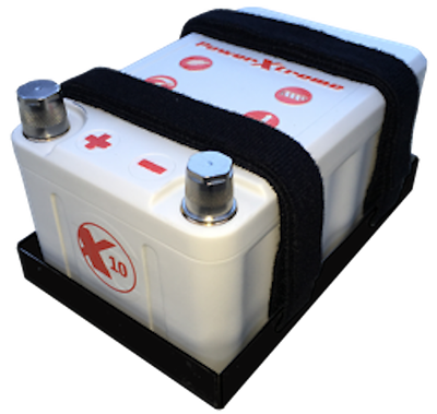Rangierhilfe Akku LITHIUM 12V X10Ah emergoplus powerxtr… |