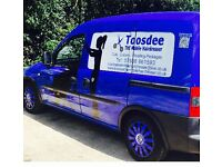 Toosdee THE Mobile Hairdresser