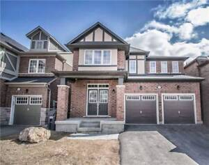 Detached 2-Storey Home For Lease Sandalwood Pkwy/Creditview Rd