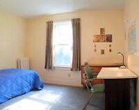 Clean,quiet home for Queen's Graduate students.