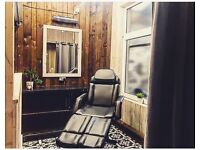 Space to rent! TATOO ARTIST / MASSEUSE / WAXING