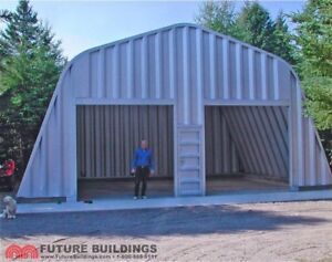 Brand New 40x80 full steel building *REDUCED*