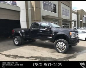 2018 Ford Super Duty F-450 DRW Limited 6.7L Diesel
