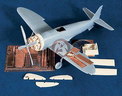 Verlinden 1/48 Republic P-47 Thunderbolt Detail Set for Hasegawa [w/PE] 1212