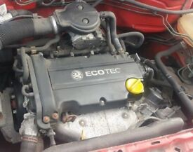Vauxhall Corsa 1.2 Semi Automatic Gearbox (2004)