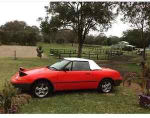 1989 Ford Capri Convertible Cooranbong Lake Macquarie Area Preview