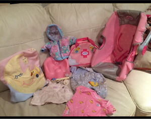 Baby born doll accessories Quakers Hill Blacktown Area Preview