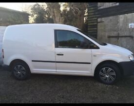 VW Caddy1.9TDI
