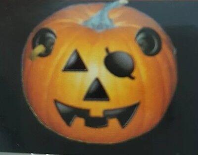 Pirate Halloween Pumpkin Decoration Kit NO CARVING October Fall Craft Decorating](No Carve Halloween Pumpkin Decorating)