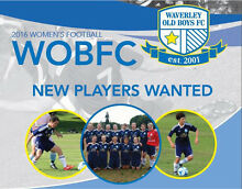 PLAYERS WANTED: Women's Football (soccer) Bondi Junction Eastern Suburbs Preview