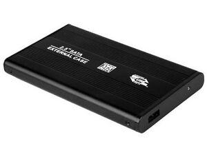 Box case slim esterno hard disk 2 5 sata hd hdd usb 2 5 - Porta hard disk esterno 2 5 ...