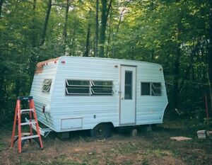 Looking for free small camper