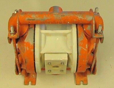 Wilden M2 34 X 1 316 Ss Stainless Flow Polypropylene Air Diaphragm Pump