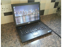 "DELL LATITUDE E6400 14.1"" LAPTOP, DUAL CORE 2.26GHz, 4GB, 120GB, WIFI, DVDR, BLUETOOTH, OFFICE, W7"