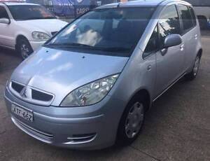 2005 Mitsubishi Colt Hatchback with 3 months rego, AUTO, LOW KM West Ryde Ryde Area Preview