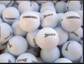 golf balls going cheap
