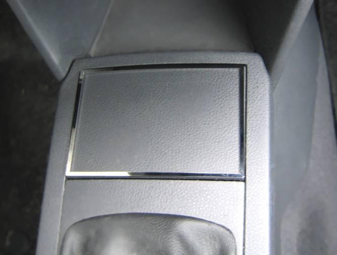 D VW Passat B5 Chrom Ringe für Türlautsprecher vorne Edelstahl poliert