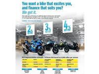 NEW SUZUKI GSX-S750AL7 MOTORCYCLE