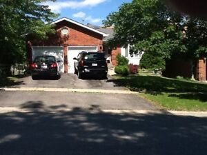 Furnished Bungalow 799/wk Barrie.or $2699/month.